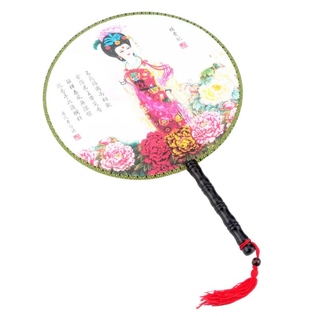 Chinese_Wooden_Round_Fan_Style_B