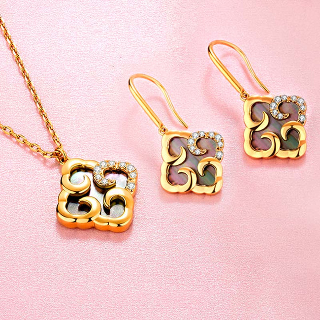 Good_Luck_Series_Necklace_and_Earrings_Set_02