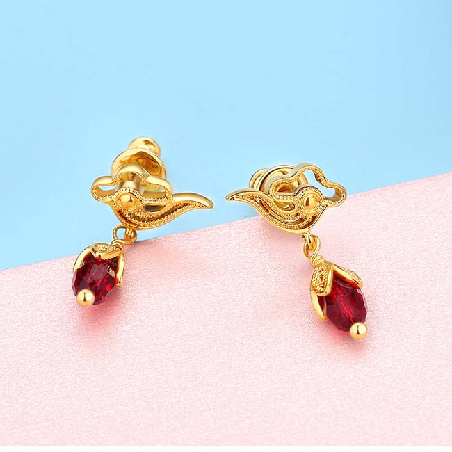 Palace_Lantern_Stylish_Vintage_Earrings_02