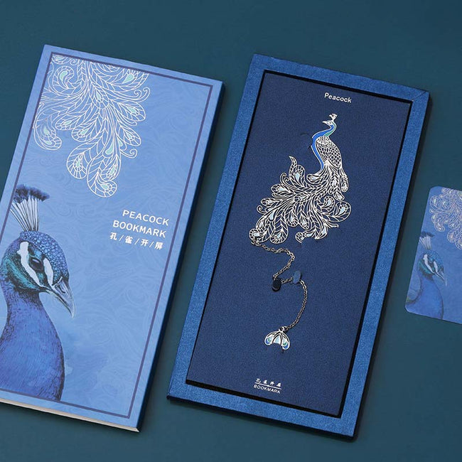 Peacock_Engraved_Bookmarks_Gift_Style_A_02