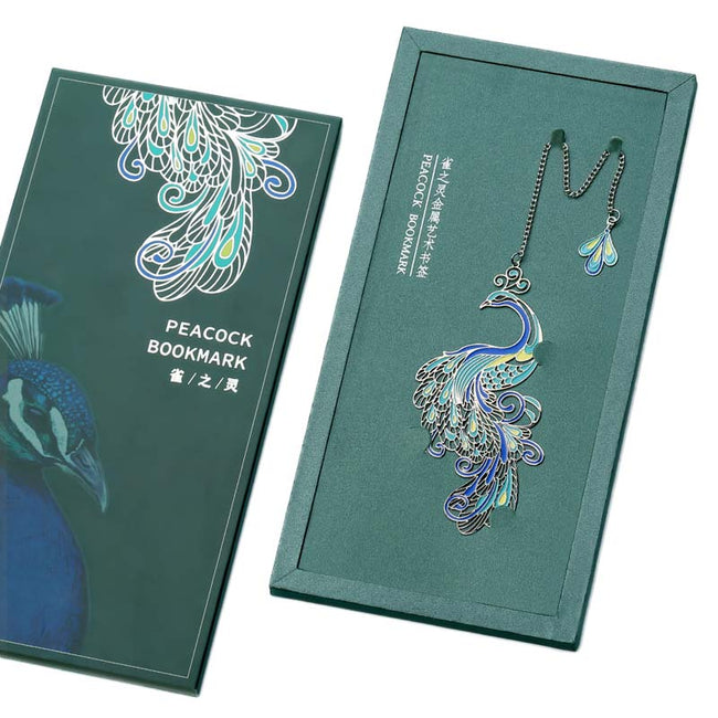 Peacock_Engraved_Bookmarks_Gift_Style_B_01