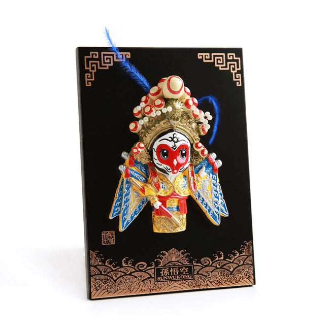 Peking_Opera_Characters_Art_Decorations_Sunwukong