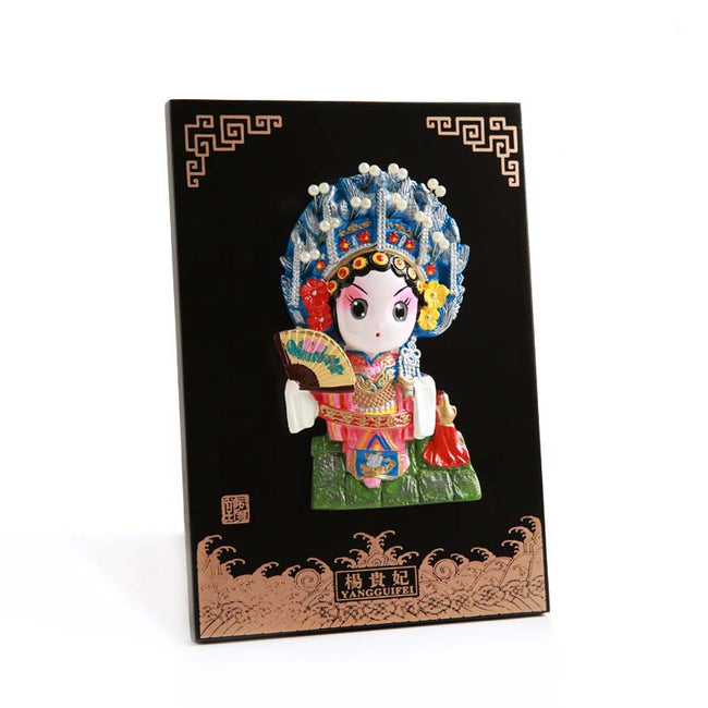 Peking_Opera_Characters_Art_Decorations_Yangguifei