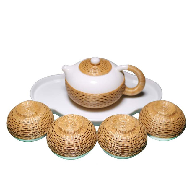 Porcelain-bodied_Bambooware_Suet_Jade_Tea_Set
