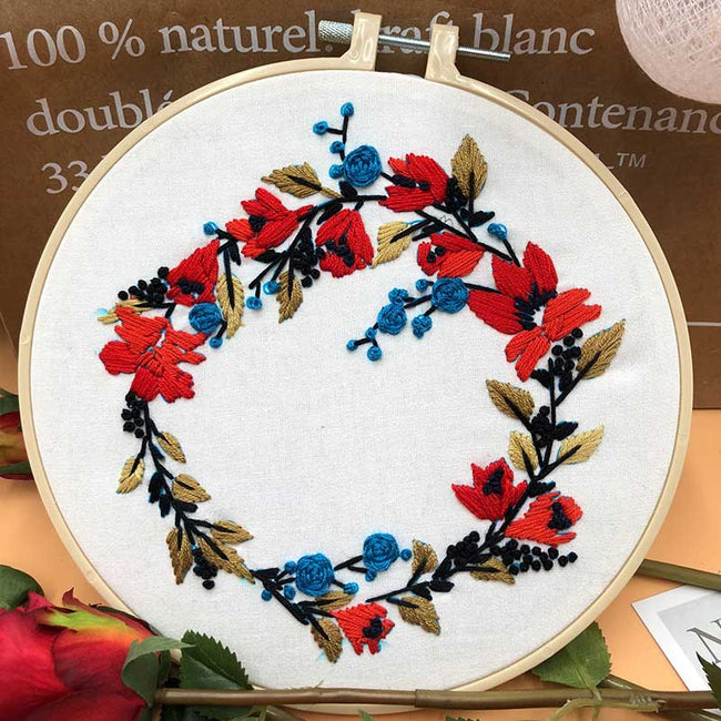 Stamped_Embroidery_Kits_for_Beginners_09