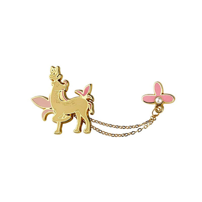 The_dragon_and_crane_brooches_Deer
