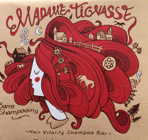 Shampooing Madame Tignasse - Savonnerie Diligences