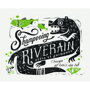 Shampooing Riverain - Les Trappeuses