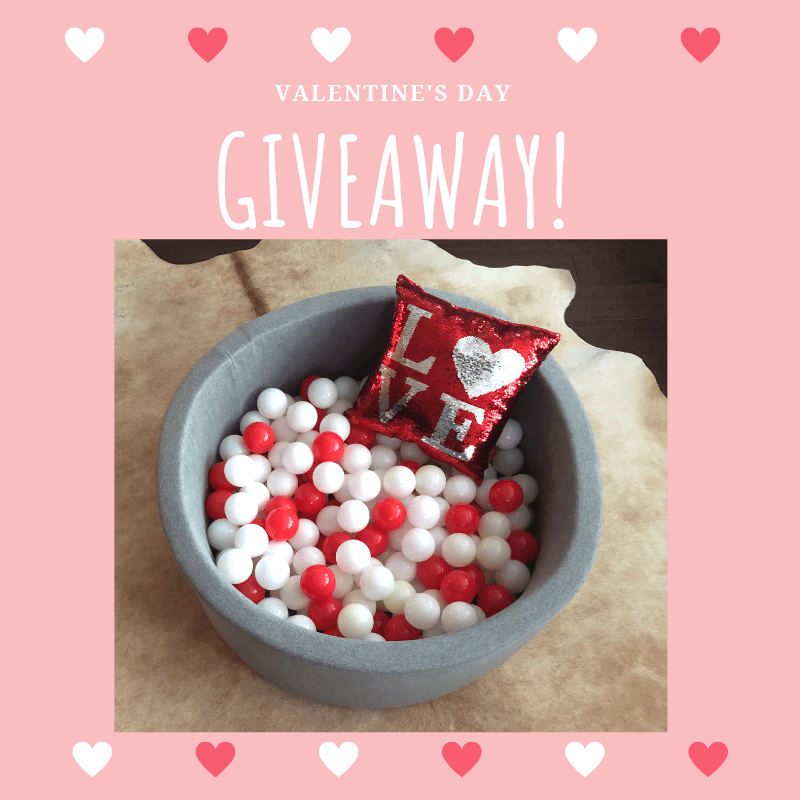 Valentine's Giveaway! - Little Big Playroom