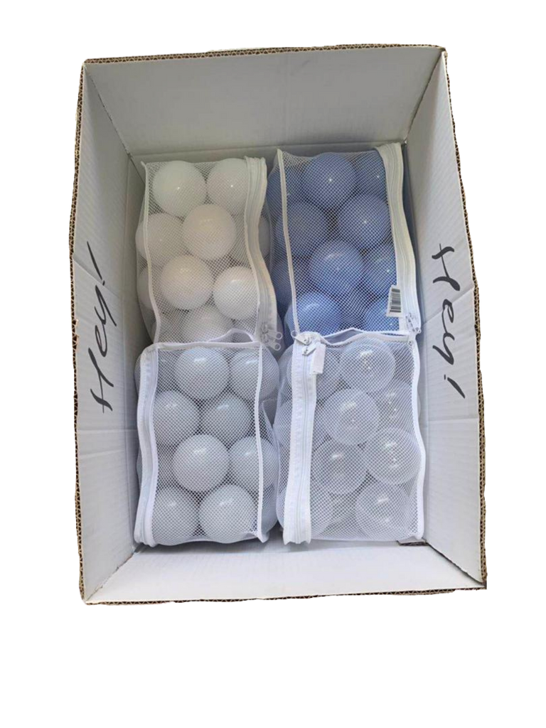 SKY MIX (200 pcs) - Sky, Stone, Water, Porcelain - Pit Ball