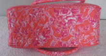 Vera Bradley Hope Toile Bowler Shoulder Bag