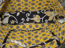 Vera Bradley Yellow Bird Small Tic Tac Tote
