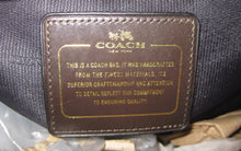 COACH 33638 GRAMERCY SATCHEL CROC EMBOSSED LEATHER GRAY