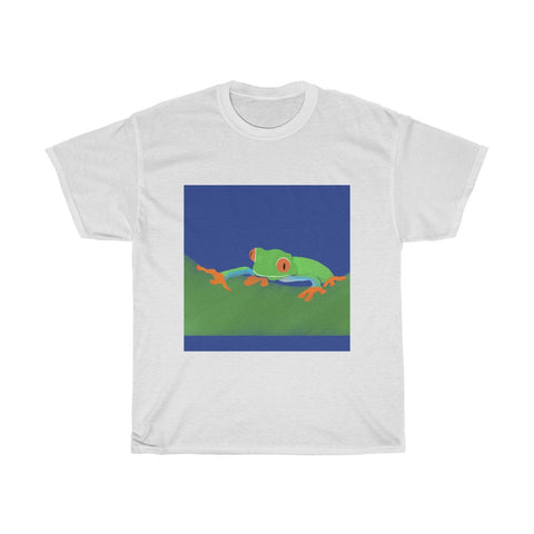 Frog - Unisex Heavy Cotton Tee