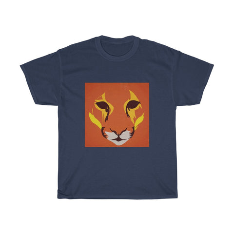 Cat - Unisex Heavy Cotton Tee