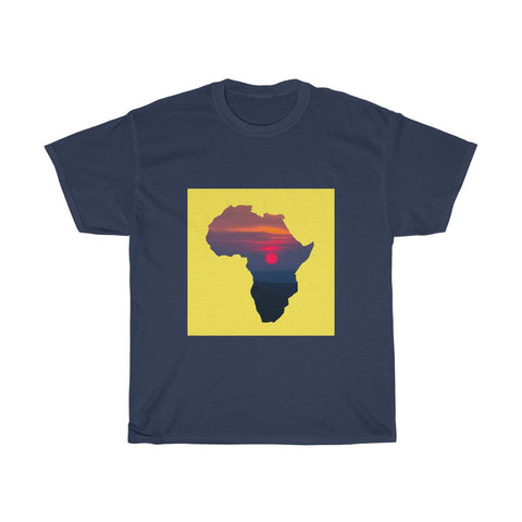 Africa Shirt - Unisex Heavy Cotton Tee