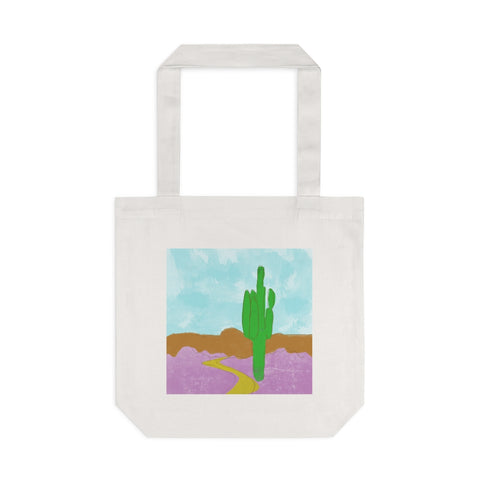 Cactus - Cotton Tote Bag