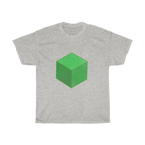 Cube - Unisex Heavy Cotton Tee