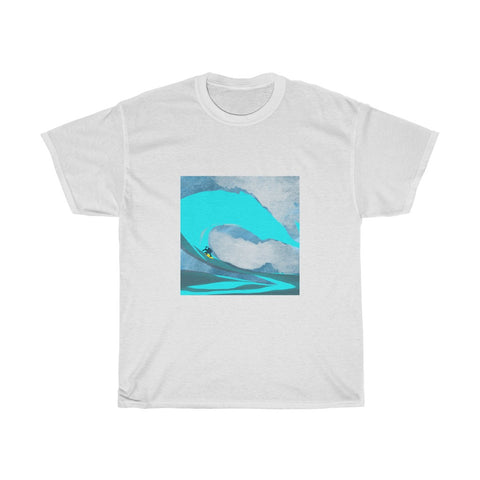 Surfing - Unisex Heavy Cotton Tee