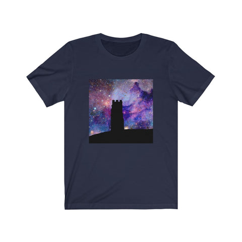 Tower Image - Unisex Jersey Short Sleeve Tee