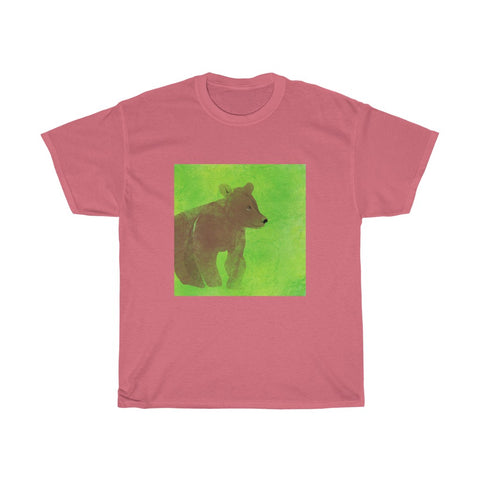 Bear - Unisex Heavy Cotton Tee
