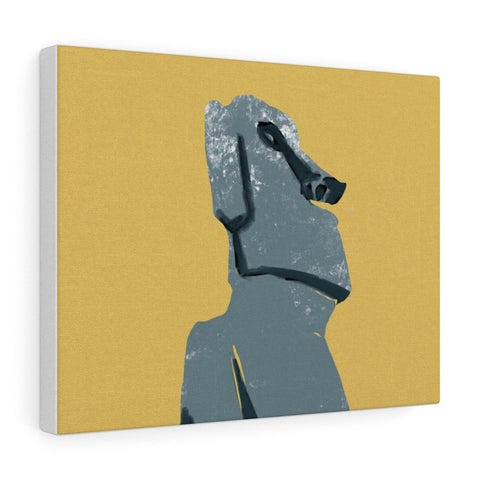 Easter Island - Canvas Gallery Wraps