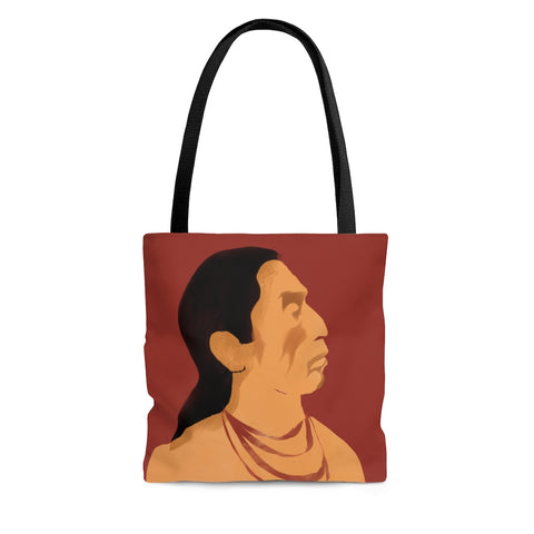 Indigenous Artwork - AOP Tote Bag