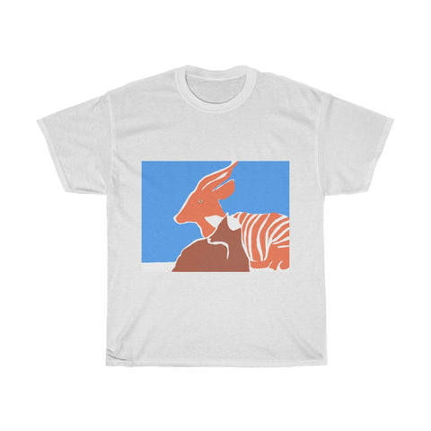 Antelope - Unisex Heavy Cotton Tee