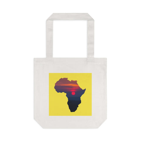 Africa - Cotton Tote Bag