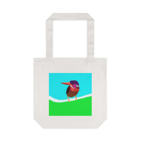 Bird - Cotton Tote Bag
