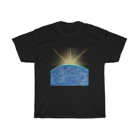 Sunrise - Unisex Heavy Cotton Tee