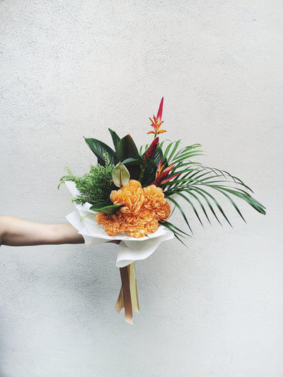 FORAGED + KRAFTED BOUQUET RM50