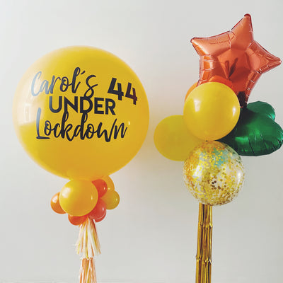 UP TO 50% OFF ALL BALLOONS