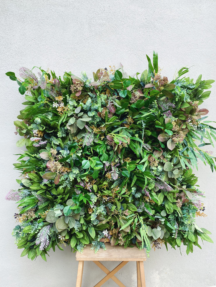 ARTIFICIAL VERTICAL GARDEN - 3FTx3FT WALL PANEL - WhichKraft Projekt
