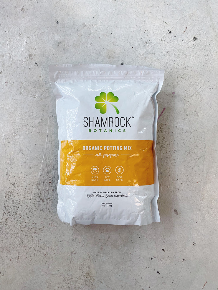 Shamrock Botanics Potting Mix (1kg)
