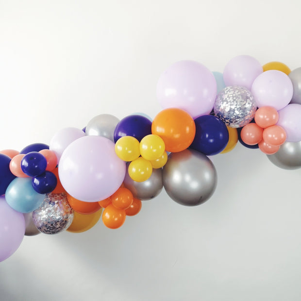 MINI BALLOON GARLAND - HANNA [XL]