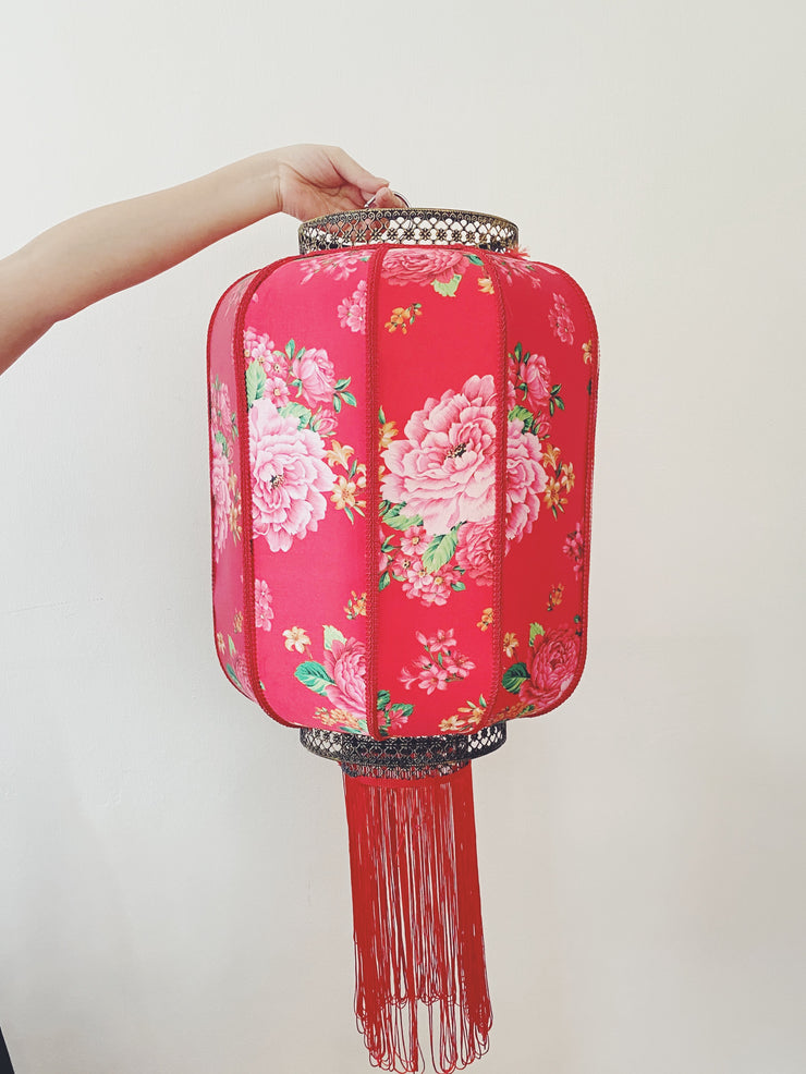 ORIENTAL LANTERN (PAIR) - WhichKraft Projekt