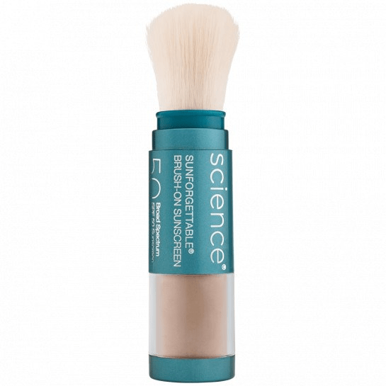 Sunscreen Colorescience Tan Colorescience Sunforgettable Brush-On Sunscreen SPF 50 Colorescience