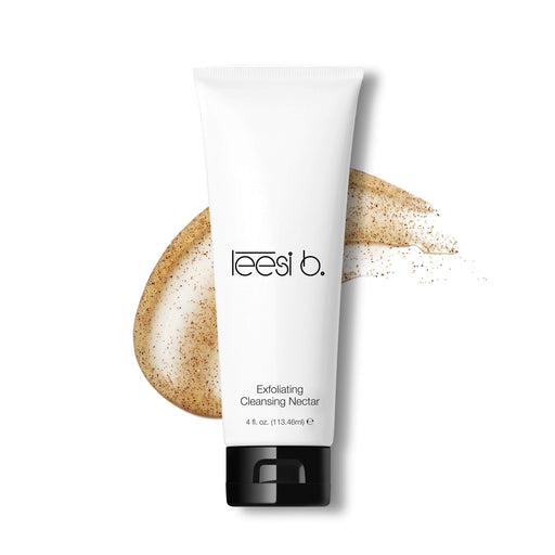 Cleanser Exfoliating Cleansing Nectar Leesi B.