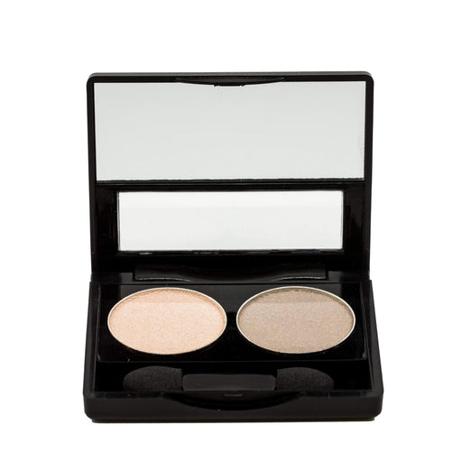 Eye Shadow Toasted Marshmellow & Metal Beige Eye Duets Leesi B.