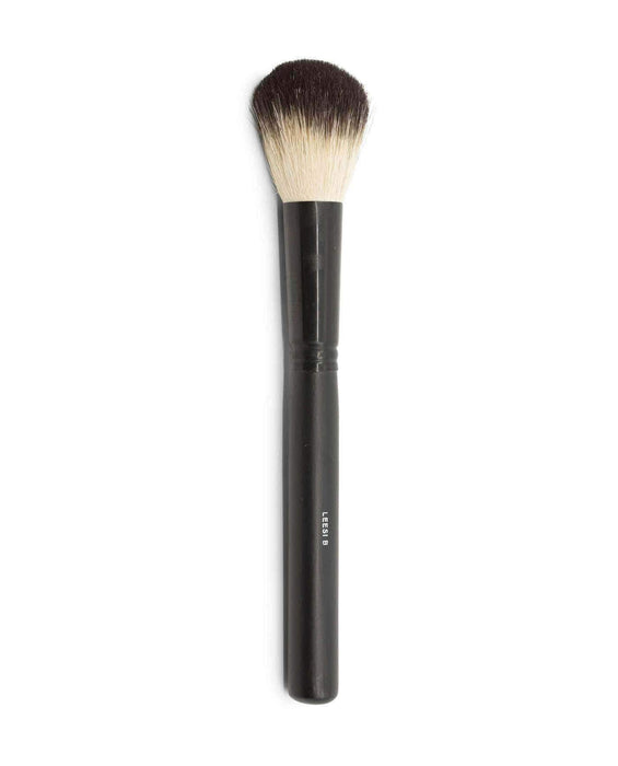 Face Brush Full Coverage Long Handle Touch Up Brush Leesi B.