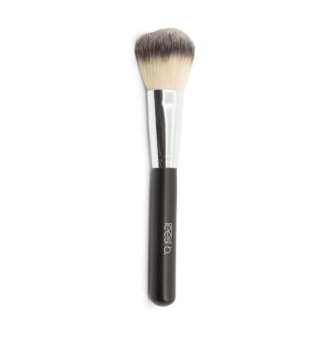 Face Brush Loose Hair Synthetic Powder Brush Leesi B.