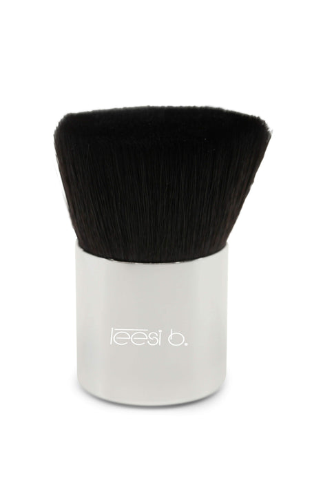 Face Brush Synthetic Mini Kabuki Brush Leesi B.