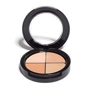 Face Foundation Quad 1 Cream Foundation Quads Leesi B.