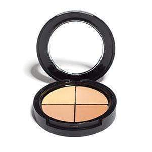 Face Foundation Quad 2 Cream Foundation Quads Leesi B.