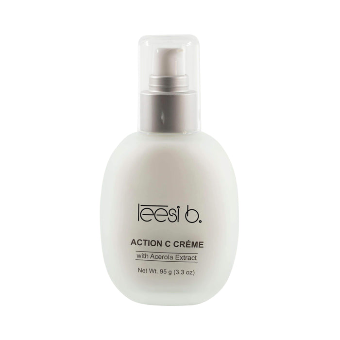 Face Moisturizer Action C Creme with Acerola Extract Leesi B.