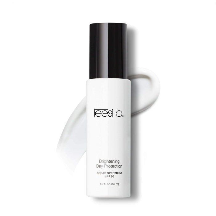 Face Moisturizer Brightening Day Protection Leesi B.
