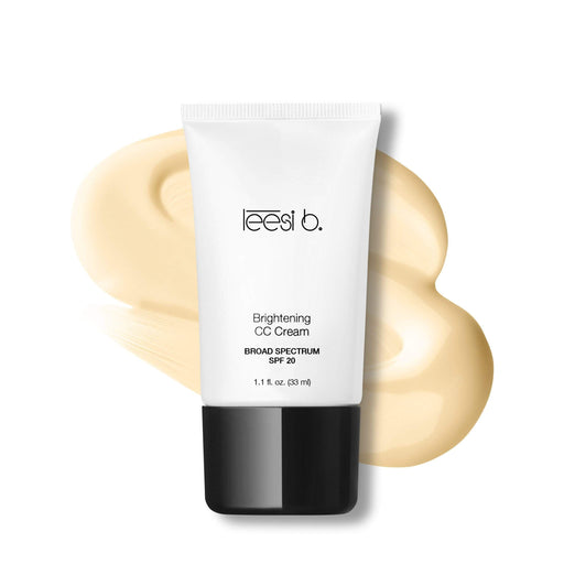 Face Moisturizer Fair Brightening CC Cream Leesi B.
