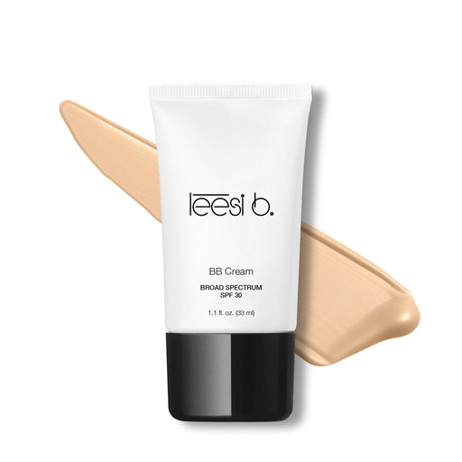 Face Moisturizer Light 110 BB Cream SPF 30 Leesi B.