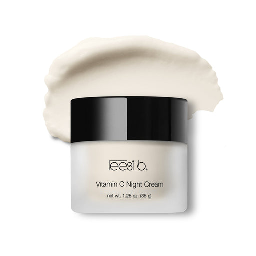 Face Moisturizer Vitamin C Night Cream Leesi B.